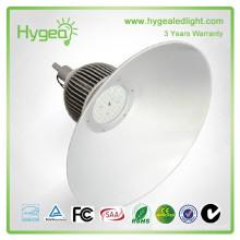 China Proveedor IP65 AC85V ~ 265V luz de la bahía del exterior 150W LED de alta