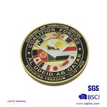 Metal American Forces Emaille Souvenir-Münzen zum Verkauf
