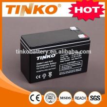 Batería de plomo, batería de la UPS