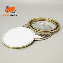 Нижнее кольцо крышки металлических компонентов 176 мм
