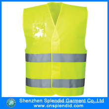 2016 Best Sales Safety Product High Vis Vest Work Uniform for Summer