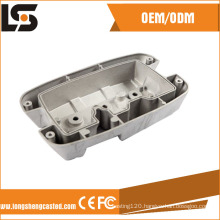 Custom CNC Machining Die Casting Aluminum Motorcycle Parts