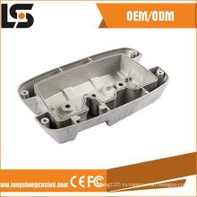 Изготовленный на заказ CNC подвергая механической обработке заливка формы алюминия части мотоцикла