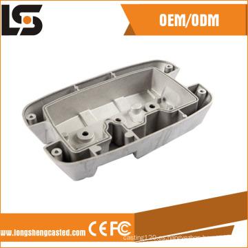 El CNC de encargo que trabaja a máquina a presión las piezas de aluminio de la motocicleta de la fundición