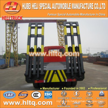 DONGFENG brand DFL 260hp 22tons 6X4 flat bed lorry best price hot sale for export in China.