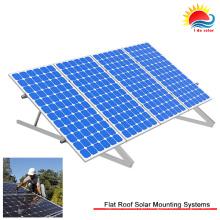 Sistemas de montagem de PV de telhado plano promocional (NM0501)