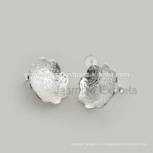 925 Стерлингового Серебра Ручной Работы Лучший Дизайн Серьги Оптовая Новый Дизайн Серебряные Серьги Ювелирные Изделия Поставщики