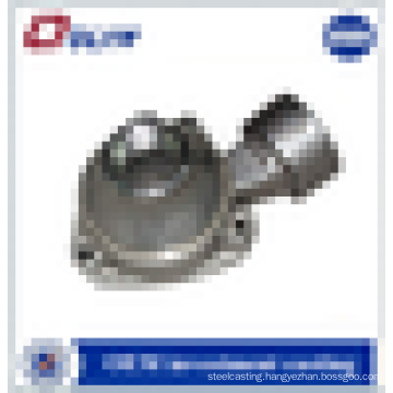 Custom Fabrication Services oem made stainless steel precision casting pump parts casting