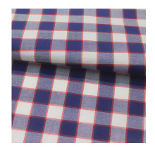 100%cotton yarn-dyed striped shirting fabric for men's shirt