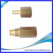 "3/8"" Brass Pneumatic Fitting With UNF"