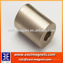 Big cylinder bottle Neodymium magnet for car audio