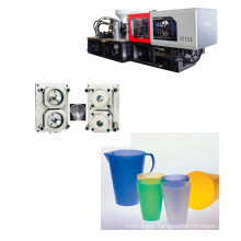 Plastic Cup Injection Molding Machine