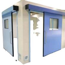 porta da sala de operação do hospital