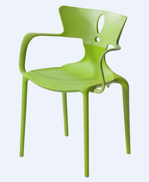 Stackable Outdoor Plastic Chairs