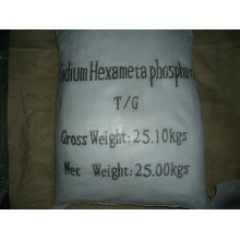 Sodium Hexametaphosphate as Water Softener, Inhibiter