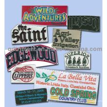 Вышивальная служба для вышивки логотипов (шрифт № 1)
