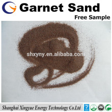 China sandblasting material 80 mesh garnet abrasive supplier