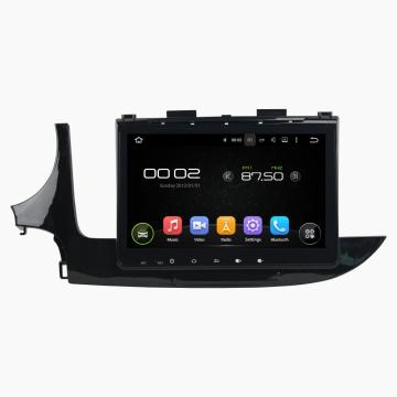 2017 Android 7.1.1 Car DVD Player For Opel MOKKA