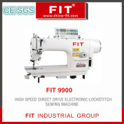 Fit 9900high Speed Direct Drive Electronic Lockstitch Sewing Machine