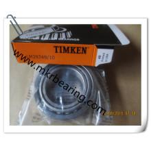 Конический роликовый подшипник Timken с Lm29749 / 10