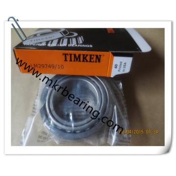 Timken rodamiento de rodillos cónicos con Lm29749 / 10