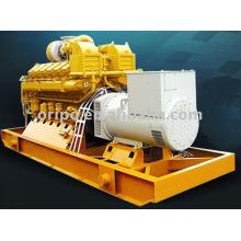 Water cooled H12V190Z jichai engine generator set
