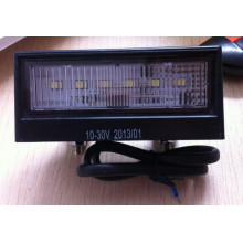 Hot Sale! LED No. Plate Lamp for Truck, Trailer