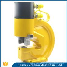 Various Styles Hydraulic Tools Busbar Machines Steel Bar Cutting 3 In 1 Cnc Processing Machine