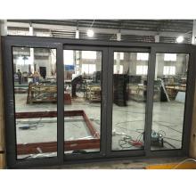 Aluminum soundproof glass sliding door philippines price and design