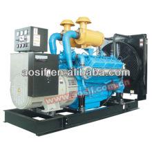Groupe électrogène diesel ShangChai 400KVA / 320KW avec contrôle ISO