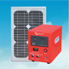 Sistema de habitação Solar 300W
