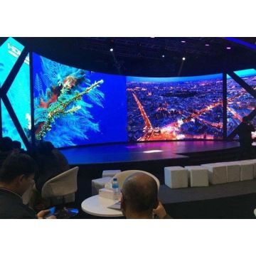 High Refresh Rate Indoor Rental LED-display