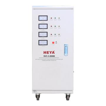 RUCELF SDV-3-20000 20KVA Three Phase Voltage Regulator Stabilizers