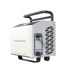 Iced water bath machine  Ice bath chiller for athletic recovery