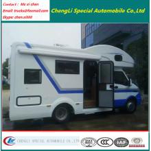 Caminhão de viagem da caravana do carro de turismo da marca de 4X2 Iveco