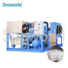Machines de fabrication de blocs de glace industriels Snoworld
