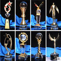 Gewohnheit Academy Crystal Glass Champions Trophy Awards