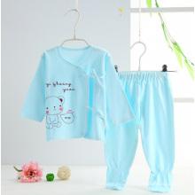 Bebé bebé recién nacido y ropa de bebé de bambú