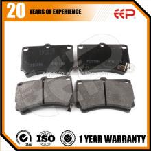 Plaquettes de frein pour Mazda Demio 323BJ FD3798