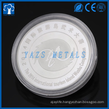 New design metal chinese silver coin