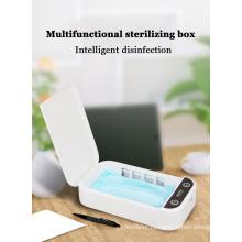 Коробка для дезинфекции УФ-светом смартфона с зарядкой через USB