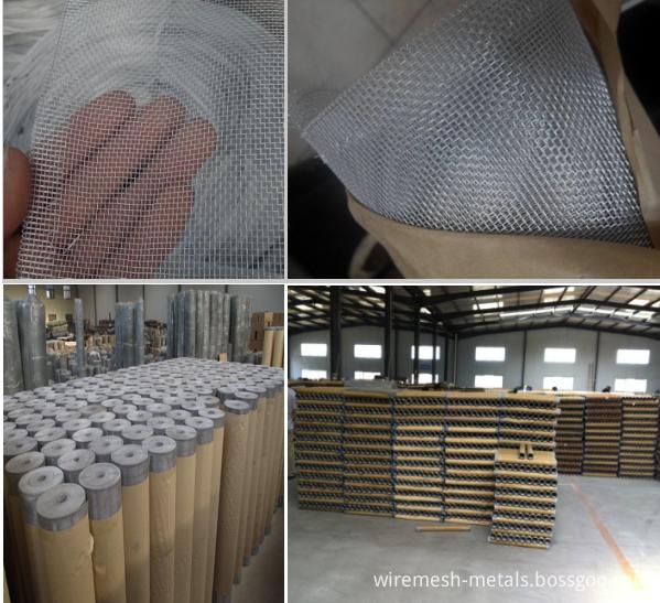 alluminium wire netting