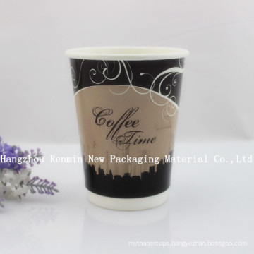 High Quality Double Wall Insulation Espresso Paper Cup