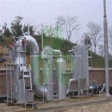Planta de energía de combustible derivado de residuos de tecnología avanzada