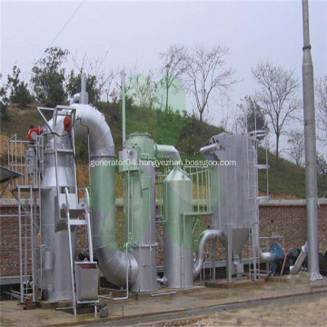 Advanced Technology Refuse Derived Fuel Power Plant