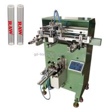 Máquina de impressão de tela de garrafa spray