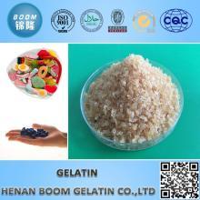 Nahrungsverdicker-Gelatine-Granulat mit hoher Qualität