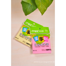 76 * 51mm Sticky Notes Office Promotion Gift
