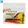 Transparent Soft plastic bait Fishing Lures packaging bag