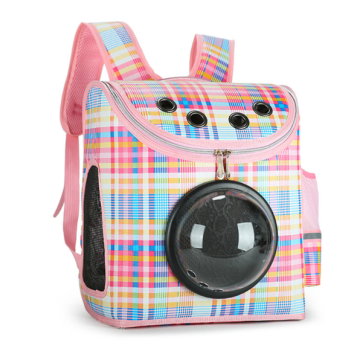 Double Shoulder Backpack for Small Dog cat